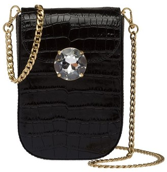 Miu Miu Crystal Embellished Mini Bag