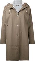 Stutterheim Solna raincoat - women - PVC - S