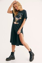 Daydreamer Journey Maxi Tee by at Free People, Black, XS