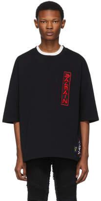 Balmain Black Sign T-Shirt