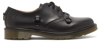 Raf Simons X Dr. Martens 1461 Lace-up Leather Derby Boots - Mens - Black