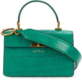 Marc Jacobs The Downtown crocodile-embossed bag