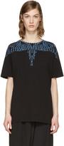 Marcelo Burlon County of Milan Ssense Exclusive Black Aleta T-shirt