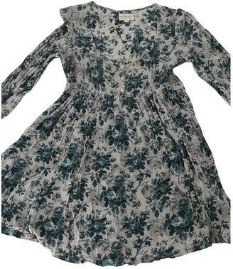 Denim & Supply Ralph Lauren Green Cotton Dress for Women