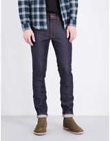 Nudie Jeans Lean Dean Slim-fit Skinny Jeans