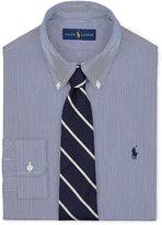 Ralph Lauren Slim-fit Striped Dress Shirt
