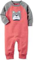 Carter's 1-Pc. Bulldog Coverall, Baby Boys (0-24 months)