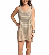 Jordan Taylor Marlin Chevron HiLo Tank Dress - 8113403