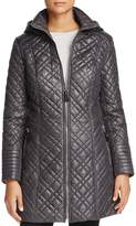 Via Spiga Quilted Coat