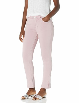 Lola Jeans Women's High Rise Straight Crop