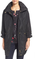 Ellen Tracy Packable A-Line Raincoat