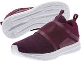 Puma Enzo Strap Knit Women's Running Shoes