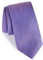 Nordstrom Park Ave Solid Silk Tie