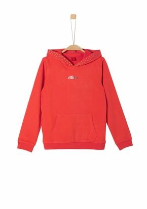 S'Oliver Girl's 66.908.41.2334 Sweatshirt