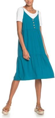 Roxy Dream Dream Dream Tiered Dress