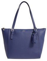 Kate Spade Orchard Street - Maya Leather Tote - Black