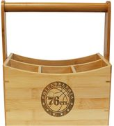 Philadelphia 76ers Bamboo Utensil Caddy