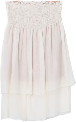 Alysi Knee length skirts