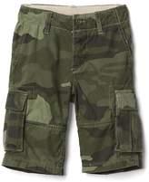 Gap Camo cargo shorts