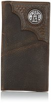Ariat Men's Oil Rig Concho Rodeo Wallet