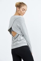 Beyond Yoga Cozy Fleece Breeze Pullover