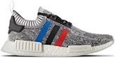 adidas Originals Nmd R1 PK Tricolor White-Black-Grey