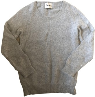 Acne Studios Grey Knitwear for Women