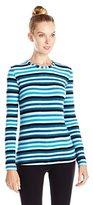 Cuddl Duds Women's Fleecewear Top