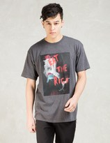 Black Scale Grey Eat The Rich T-shirt