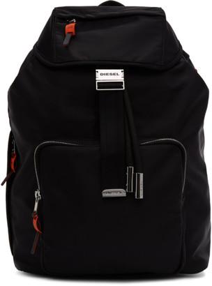 Diesel Black Adany Reiss Backpack