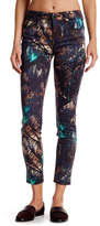 Genetic Los Angeles Solace Tropical Skinny Jeans