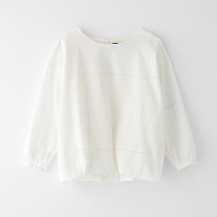 Steven Alan NICHOLSON & NICHOLSON marshmallow blouse