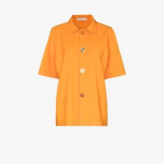REJINA PYO Marty button-up shirt