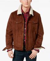 Levi's Men's Faux-Shearling Trucker Jacket with Fleece Lining