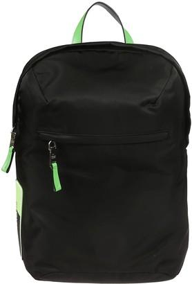 Prada Top Zip Backpack