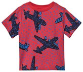 Stella McCartney Green Aeroplane Print T-Shirt