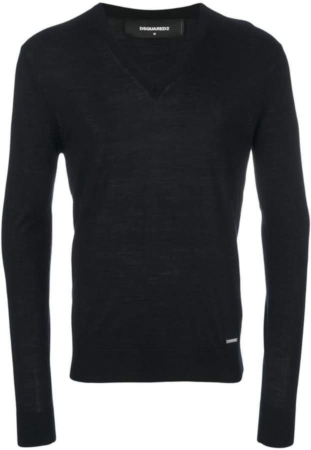 DSQUARED2 knitted jumper