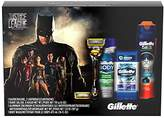 Gillette Razor Body Wash Shave Gel and Deodorant Justice League Gift Pack