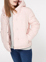 Tu clothing Pink Online Exclusive Cropped Padded Jacket