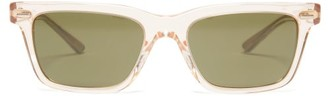 The Row X Oliver Peoples Ba Cc Sunglasses - Pink