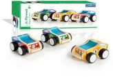 Guidecraft Jr. Plywood 3-pc. Race Car Set