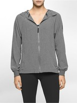Calvin Klein Performance Stretch Hooded Jacket