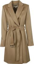 Michael Kors Belted Short Coat