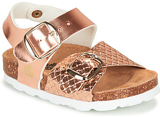 Citrouille et Compagnie RELUNE girls's Sandals in Brown