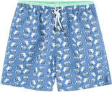 Kiwi Printed swim shorts