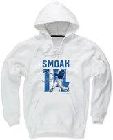 500 Level Justin Smoak Impact B Toronto Men's Lace Hoodie L