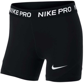 Nike Girls Pro Boy Leg Shorts