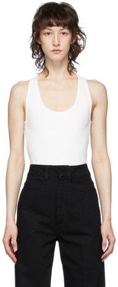 Lemaire Off-White Sleeveless Bodysuit
