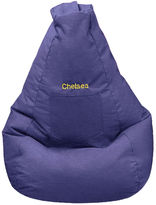 JCPenney Hudson Ind. Oversized Dorm Beanbag Chair