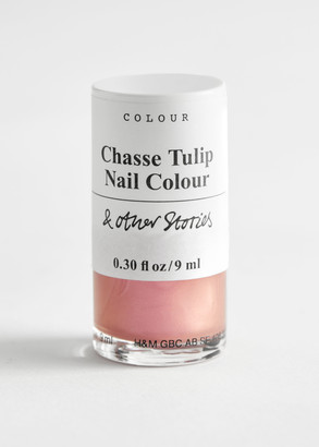 And other stories Chasse Tulip Nail Polish